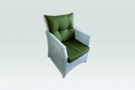 """Кресло """"Амелия""""  ажурное плетение"""